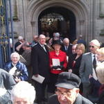 8 - Coming Out Of The Cathedral (1)